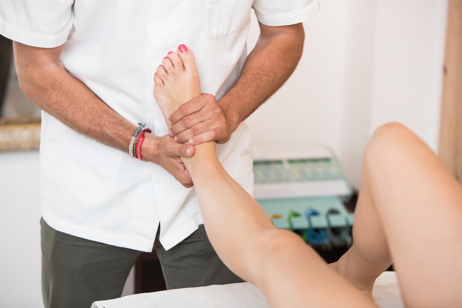 Centro Osteopatía - Sant Cugat