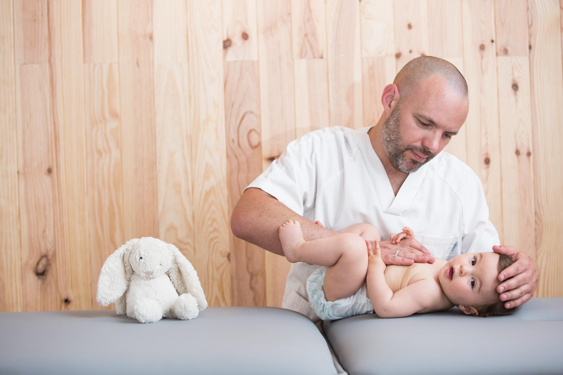 Osteopatía Infantil - Sant Cugat